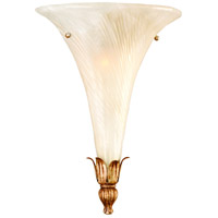Corbett Lighting Tivoli 2 Light Wall Sconce in Tivoli Silver 49-11