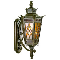 Corbett Lighting Avignon 1 Light Wall Lantern Fluorescent in Avignon Bronze 58-24-F