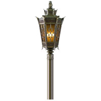 Corbett Lighting Avignon 2 Light Outdoor Post Lantern Fluorescent in Avignon Bronze 58-83-F