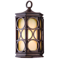 Corbett Lighting Holmby Hills 1 Light Outdoor Wall Lantern Fluorescent in Holmby Hills Bronze 61-21-F