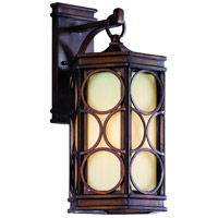 Corbett Lighting Holmby Hills 1 Light Outdoor Wall Lantern Fluorescent in Holmby Hills Bronze 61-22-F
