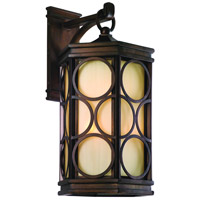 Corbett Lighting Holmby Hills 6 Light Outdoor Wall Lantern in Holmby Hills Bronze 61-24