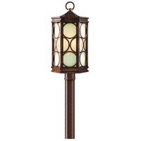 Corbett Lighting Holmby Hills 4 Light Outdoor Post Lantern in Holmby Hills Bronze 61-84 photo thumbnail