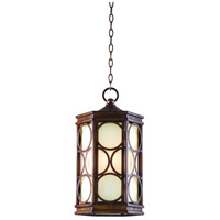 Corbett Lighting Holmby Hills 1 Light Outdoor Hanging Lantern in Holmby Hills Bronze 61-92-F
