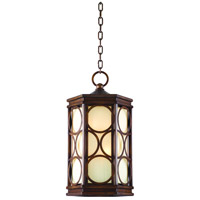 Corbett Lighting Holmby Hills 1 Light Outdoor Lantern Fluorecent in Holmby Hills Bronze 61-93-F