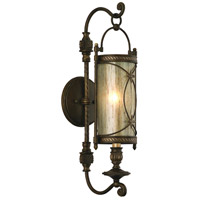 Corbett Lighting St. Moritz 1 Light Wall Sconce in Moritz Bronze 67-11
