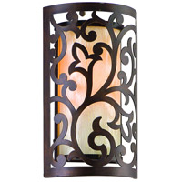 Corbett Lighting Philippe 1 Light Outdoor Wall Lantern in Tahitian Bronze 85-21 photo thumbnail