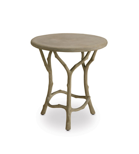 Currey & Company 2373 Hidcote 20 inch Portland Side Table Home Decor photo