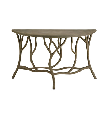 Currey & Company 2374 Hidcote 49 X 18 inch Portland Console Table Home Decor photo