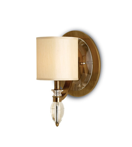 Currey & Company 5082 Sebastion 1 Light 9 inch Coffee Bronze Wall Sconce Wall Light photo