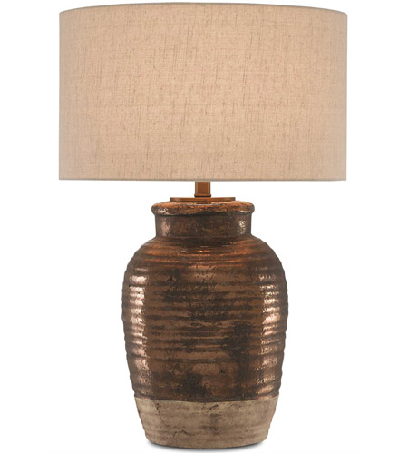 Cream Metal Table Lamps