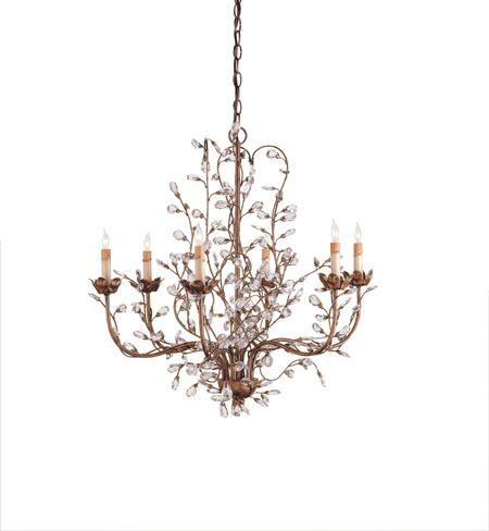 Cupertino Wrought Iron Chandeliers