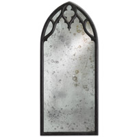 Temple 74 X 32 inch Dark Brown Mirror Home Decor