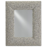Batad 39 X 31 inch Natural Batad Shell Mirror Home Decor