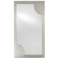 Morneau 48 X 26 inch Silver and Mirror Wall Mirror, Large