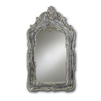 Currey & Company Marais Mirror in Antique Gray Wash 1012