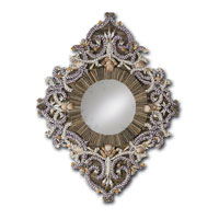 Currey & Company Majorelle Mirror in Natural 1065 photo thumbnail