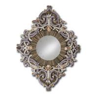 Currey & Company Majorelle Mirror in Natural 1065 photo thumbnail