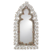 Currey & Company Shahrazad Mirror in Natural 1066