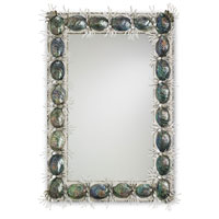Currey & Company Silvio Mirror in Natural 1081