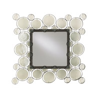 Currey & Company Fiona Mirror in Bronze 1089