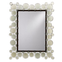 Currey & Company Fiona Mirror in Bronze 1107