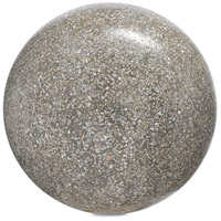 Abalone Abalone Concrete Ball Decorative Accent, Large