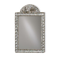 Currey & Company Abalone Mirror in Natural Shell 1325