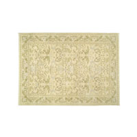 Currey & Company Valencia Rug in Cool White 1502