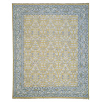 Currey & Company Ibiza Rug in Citron 1520