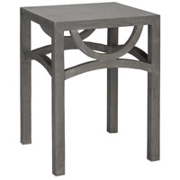 Colesden 18 inch Dark Gray Side Table Home Decor