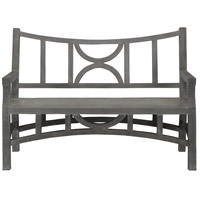 Colesden Dark Gray Bench Home Decor
