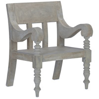 Currey & Company 2000-0019 Java Portland Outdoor Accent Chair