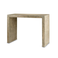 Harewood 48 X 20 inch Polished Concrete Console Table