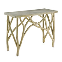 Currey & Company Creekside Console Table in Portland 2037