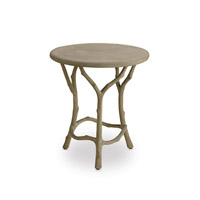 Currey & Company 2373 Hidcote 20 inch Portland Side Table Home Decor photo thumbnail