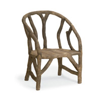 Arbor Faux Bois Chair Home Decor