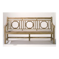 Currey & Company 2722 Leagrave Portland Bench