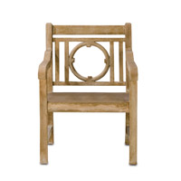 Currey & Company Leagrave Chair in Portland 2723