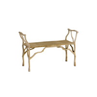 Currey & Company Beaujon Bench in Portland 2787