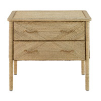 Kaipo Natural Drawer Chest, 2-Drawer