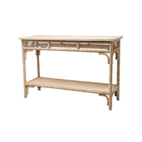 Olisa 48 X 16 inch Natural Console Table Home Decor