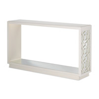 Alisa 60 inch Marshmallow Console Table Home Decor