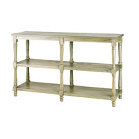 Loro 59 X 18 inch Antique Silver Wash Console Table Home Decor