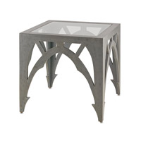 Currey & Company Esteban Occasional Table in Cloudy Sky 3210