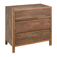Currey & Company Balboa Chest in Natural 3221