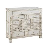 Currey & Company Centerville Chest in Dutch Cream 3228