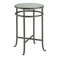 Currey & Company Aquarius Occasional Table in Textured Bronze 4179