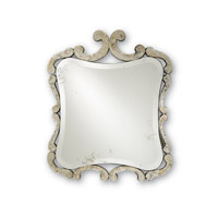 Currey & Company Sazerac Mirror in Antique Mirror 4345