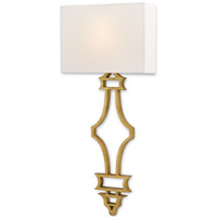 Eternity 1 Light 14 inch Antique Gold Leaf ADA Wall Sconce Wall Light
